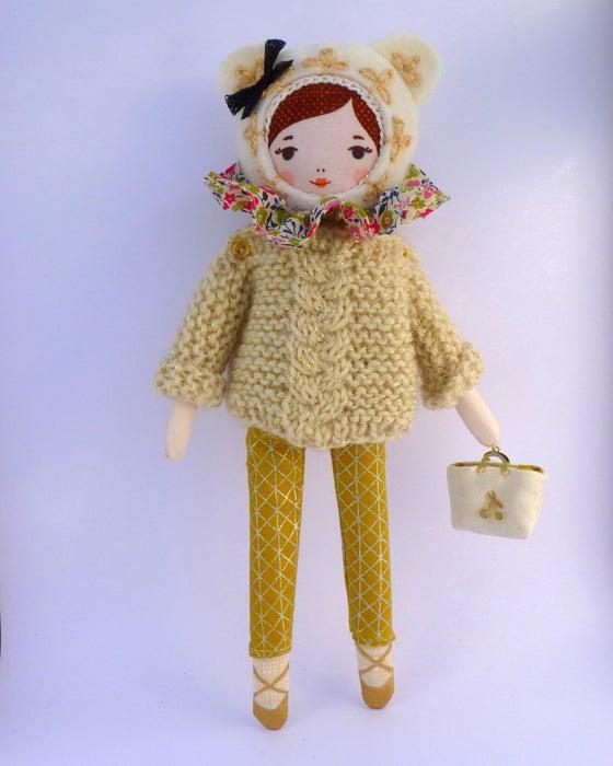 Image of kit poupée Mademoiselle Dimanche