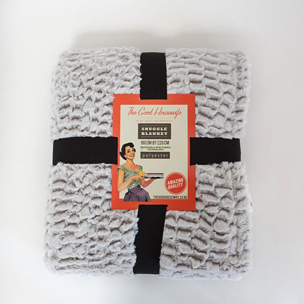 Image of The Good Housewife snuggle blanket