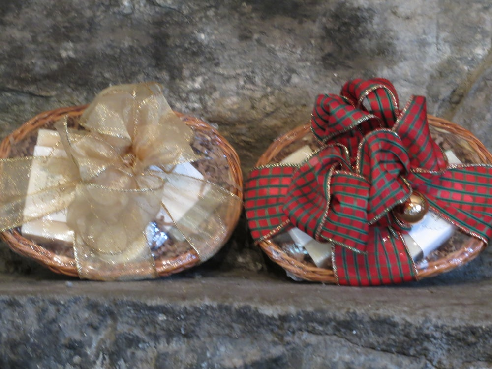 Image of 2 Bar - Holiday Gift Basket