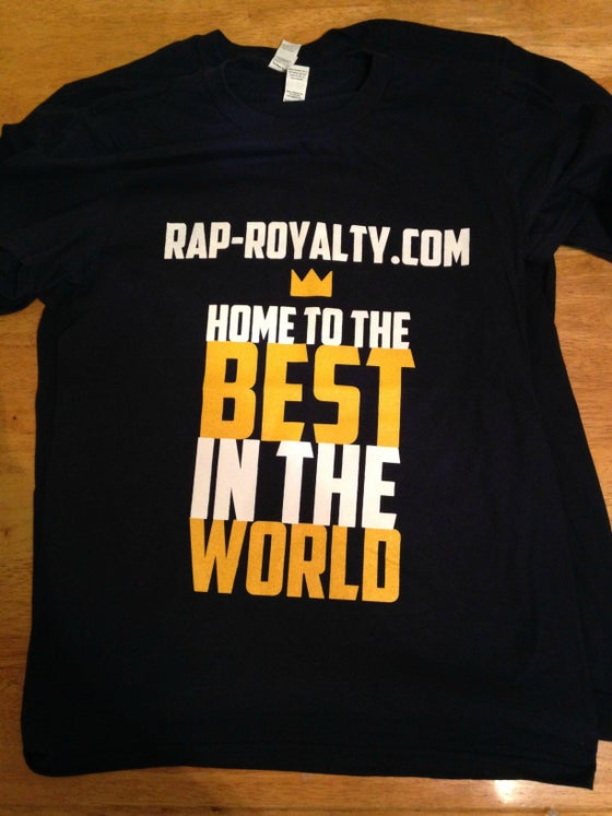 Image of The Best In The World T-Shirt