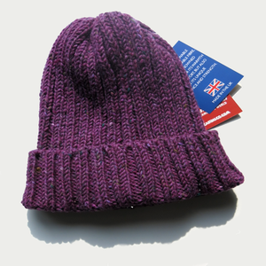 Image of MCMURPHY HAT [PURPLE]