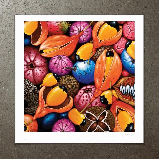 Image of Fruit Salad - Art Print