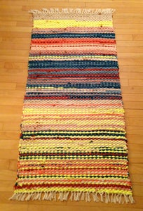 Image of Rag Rug-Sun Washed Surf (one-off)