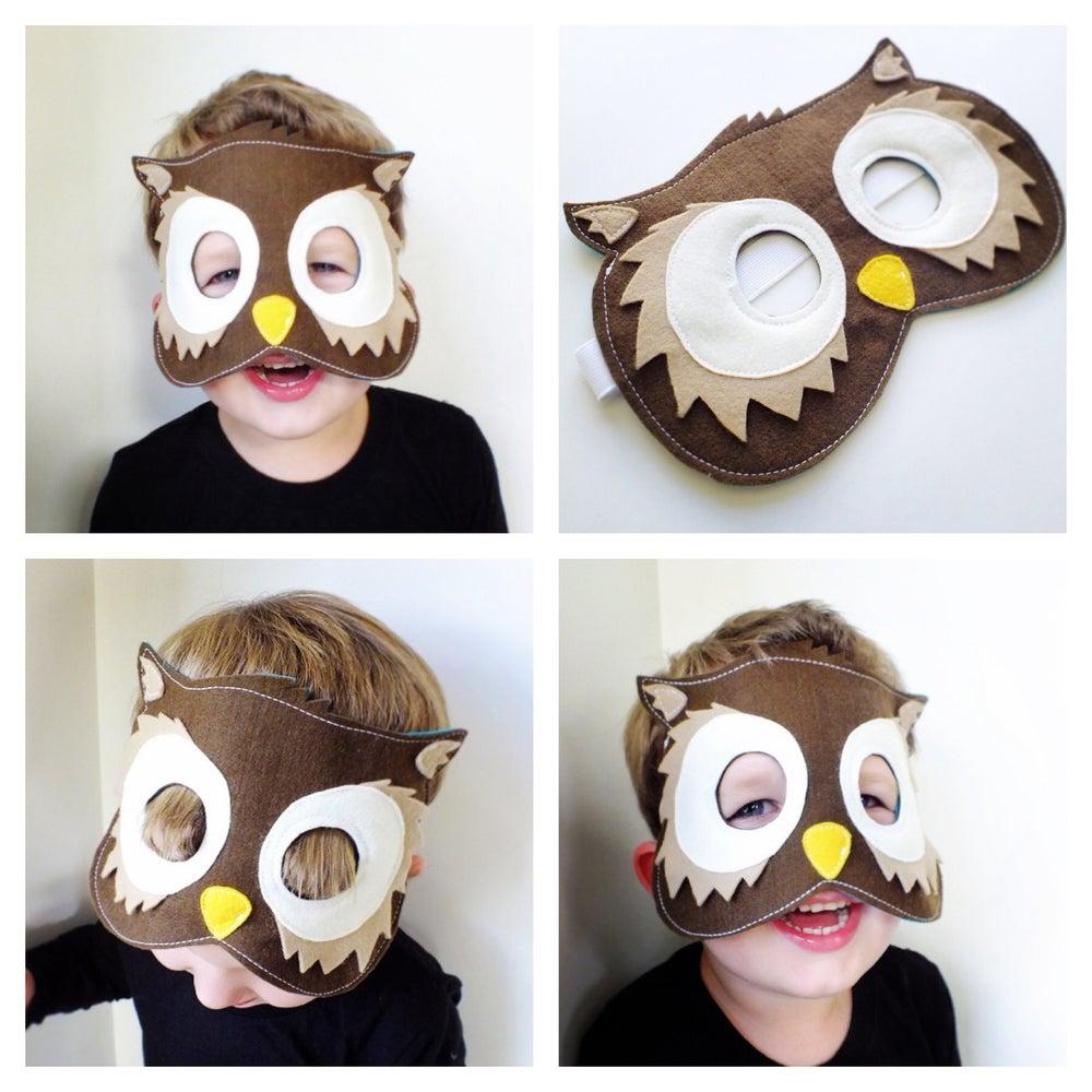 Image of Owl Mask