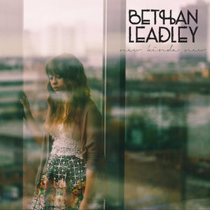 Image of Bethan Leadley - 'New Kinda New' digital EP, Lyric Sheet & Signed Poster Bundle