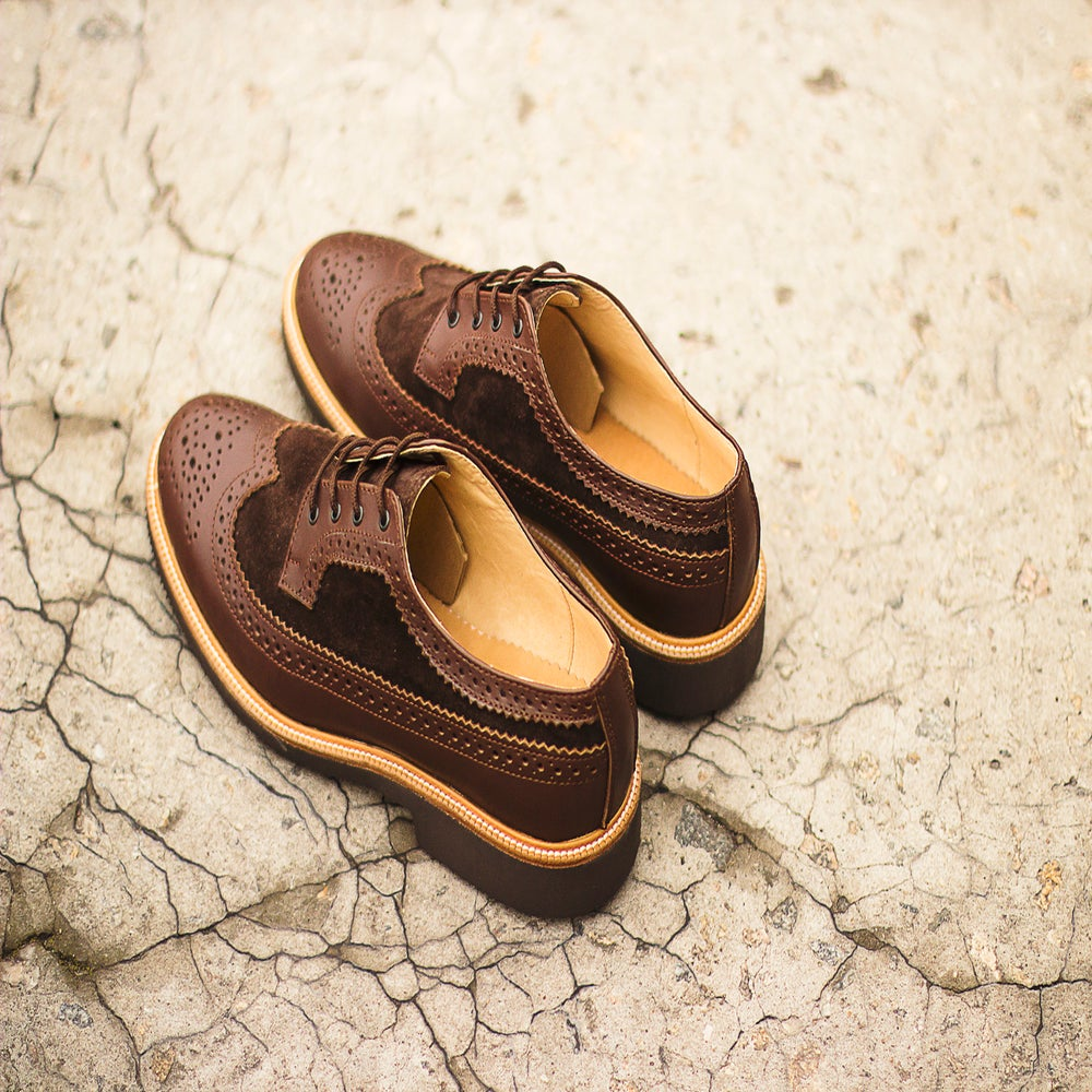 Image of Handmade Shoes | 603 Brogue Classic