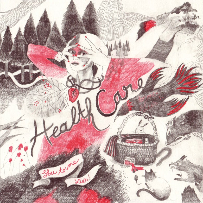 """Image of HEALTH CARE 7"""" (2ND PRESS)"""