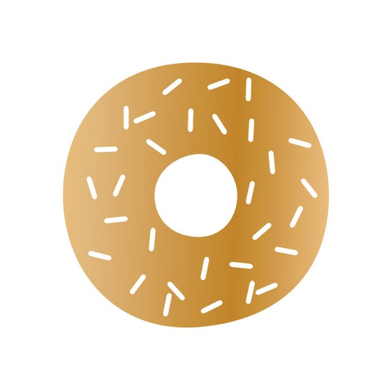 Image of Doughnut Gift Bag