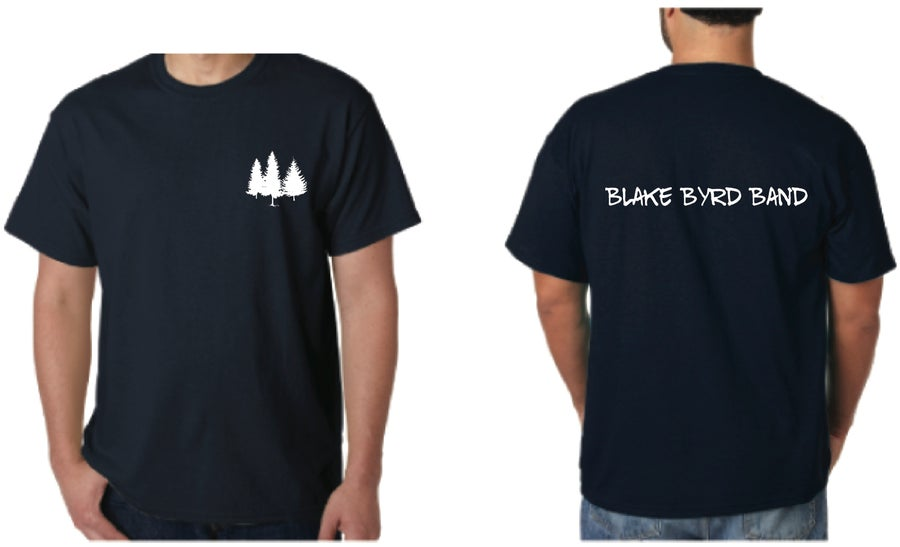 Image of Blake Byrd Band 'Trees' Shirt