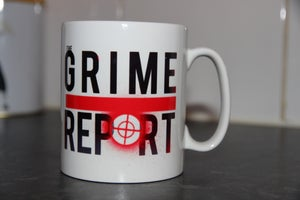 Image of Grime Report Mugs [SOLD OUT]