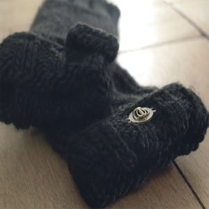 Image of Warm Hands Woolen Wristies