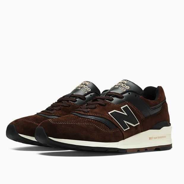 """Image of New Balance """"Made in USA"""" Distinct Authors 997"""