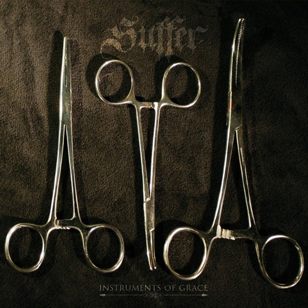 Image of Suffer - Instruments of Grace EP