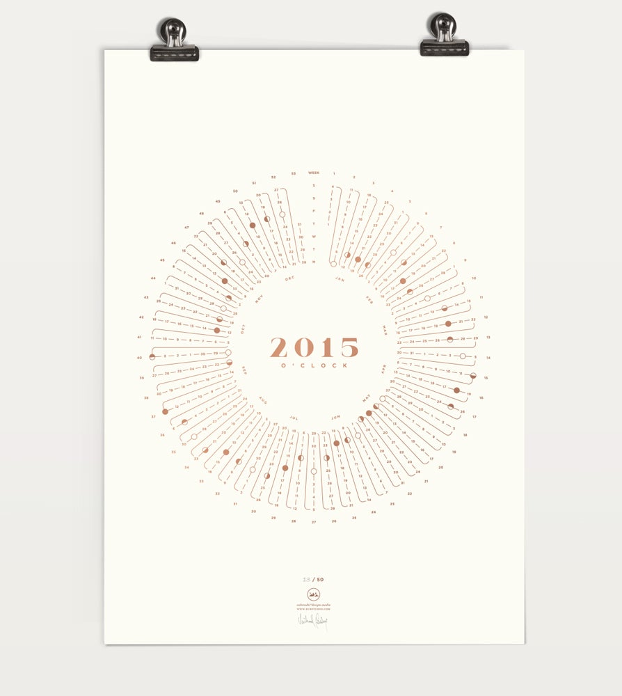 Image of 2015 o'clock