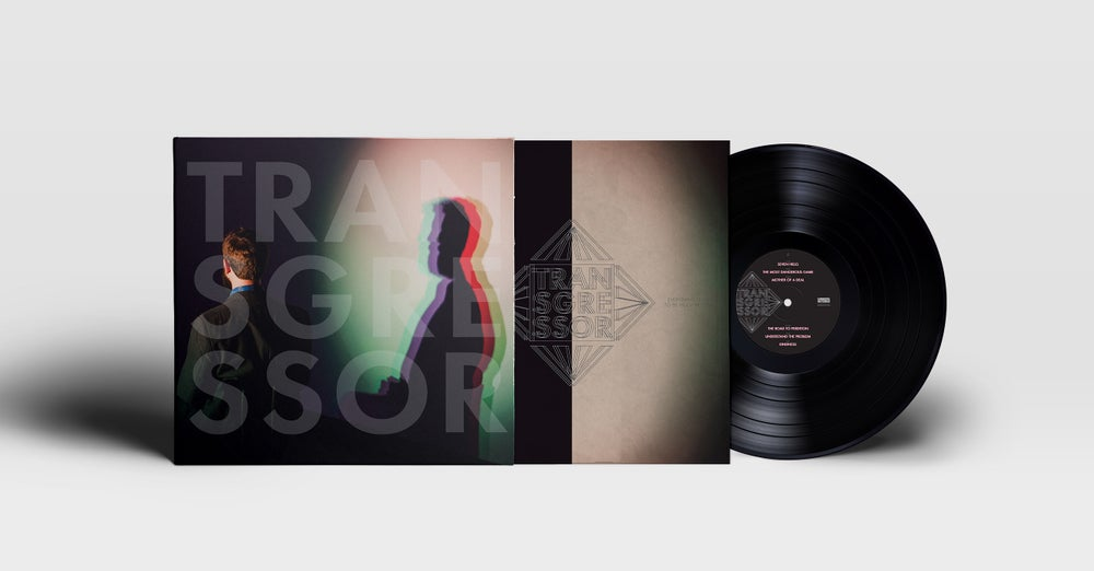 Image of Quiet Company - Transgressor LP + Download Card