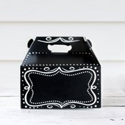 Image of Chalkboard Gable Box