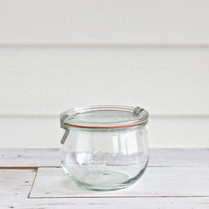 Image of WECK™ Tulip Preserving Jar - 500ml