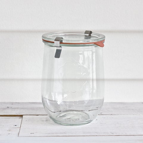 Image of WECK™ Tulip Preserving Jar - 1L