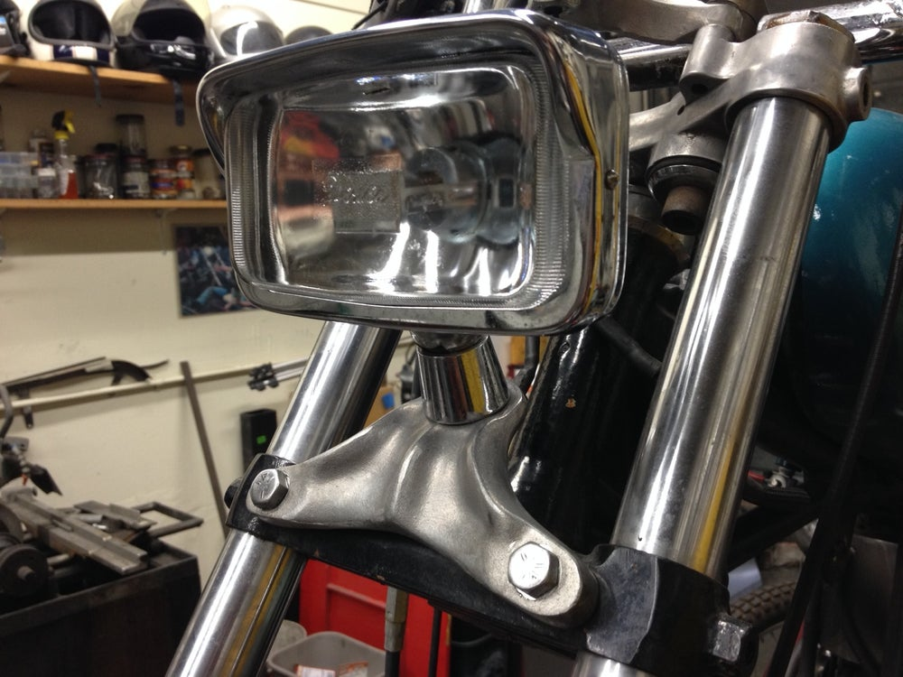 Image of Universal Headlight Bracket