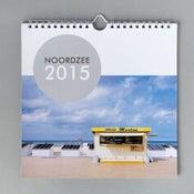 Image of Noordzee // Calendrier.