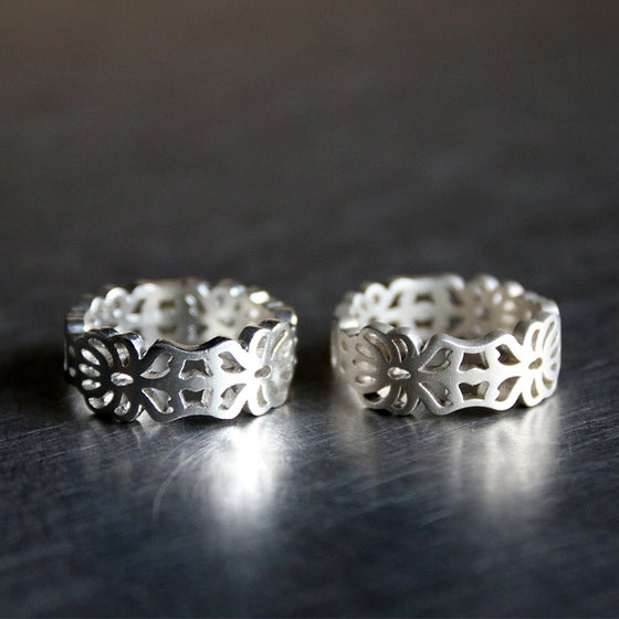 Image of FLORAL ring