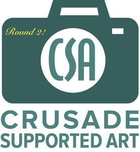 Image of Crusade Supported Art (CSA) Share, Round 2