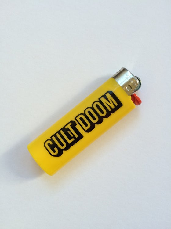 Image of BIC lighter