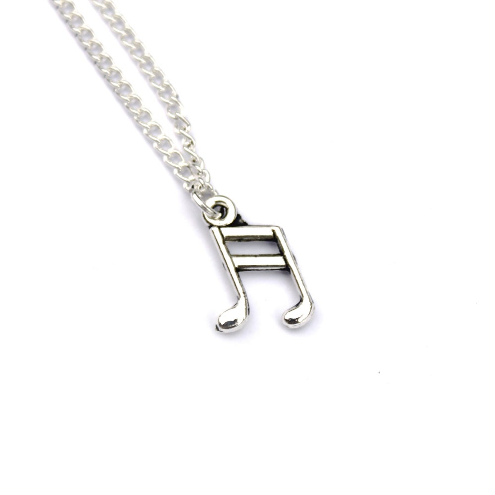 Image of MUSIC NOTE NECKLACE/BRACELET