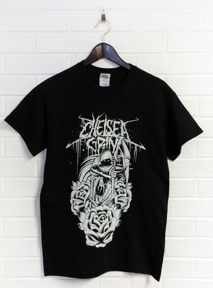 Image of Reaper Rose Tee
