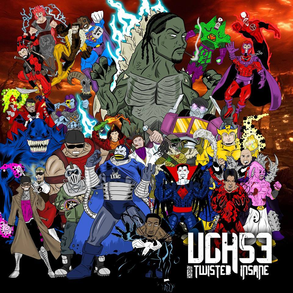 Image of UGH 53 hosted by Twisted Insane