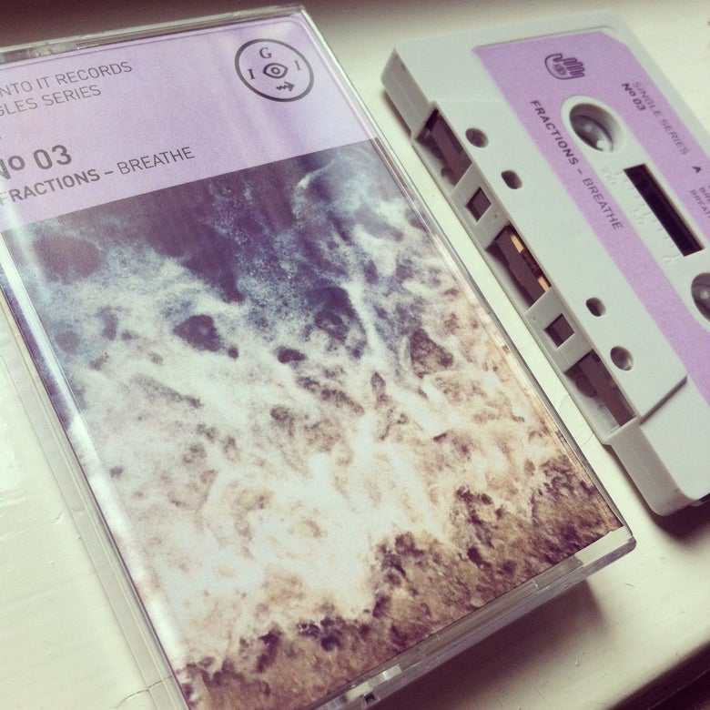 Image of Breathe Cassette Single