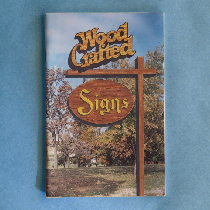 Image of Wood Crafted Signs by Lonnie Tettaton