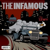 Image of Issue # 6 – LEWY cover