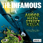 Image of Issue #4 – AUGOR cover