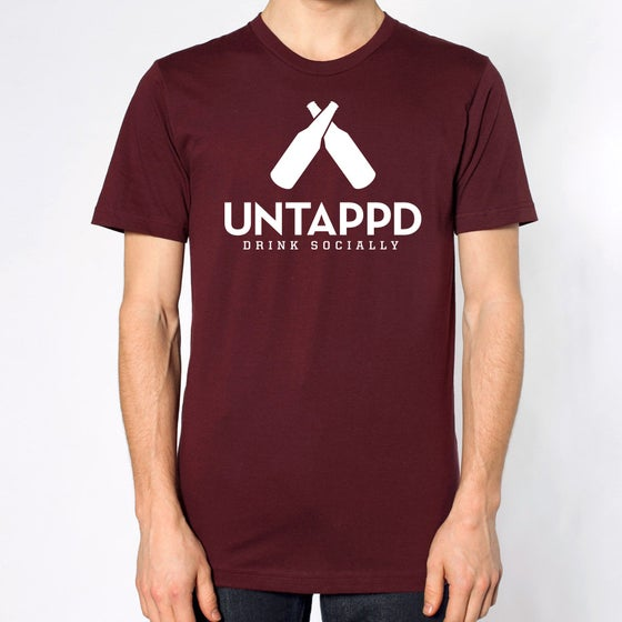 Image of Untappd Logo (Truffle) - Men's