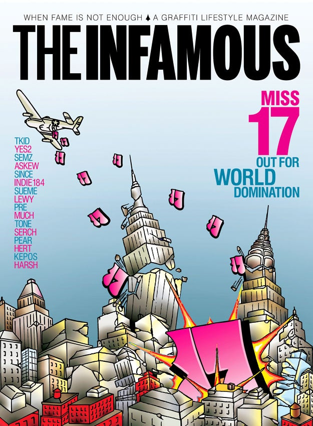 Image of Issue #2 – MISS 17 cover