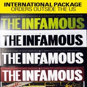 Image of International Package Deal - 3 Magazines