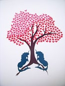 Image of Butterfly Tree with Unicorns
