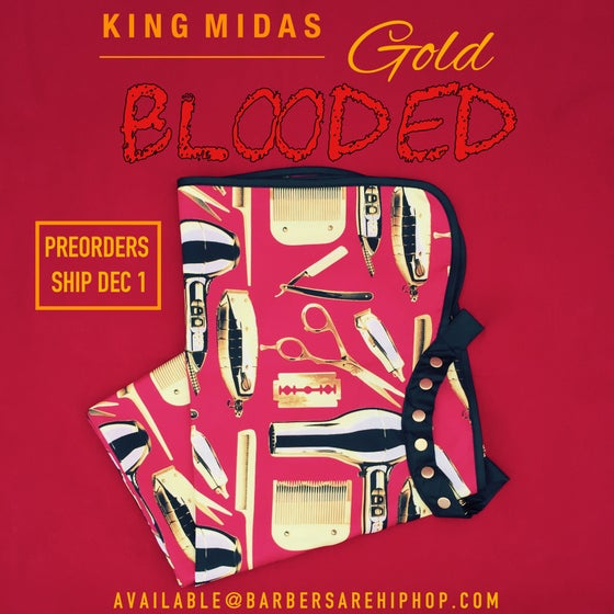 Image of King Midas Gold Blooded