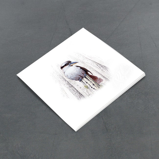 Image of Laughing Kookaburra - Miniature