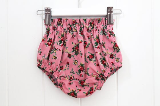 Image of Ruby Rose - Silky Soft Bloomers