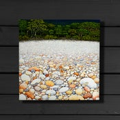 Image of Pebble Beach - Canvas Print