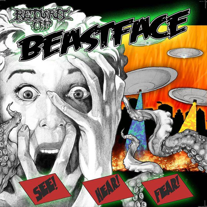 "Image of Beastface- ""The Return of Beastface"""