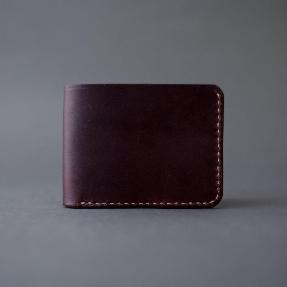 Image of Oxblood Minimalist Wallet