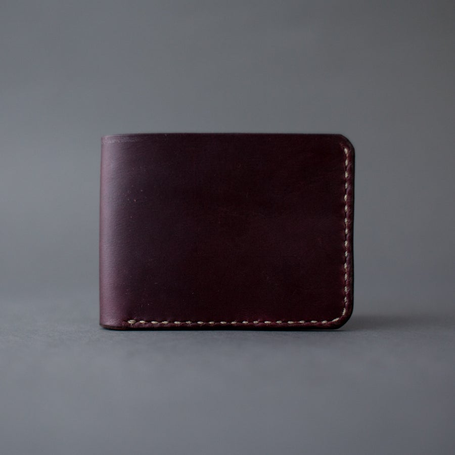 Image of Oxblood Minimalist Wallet