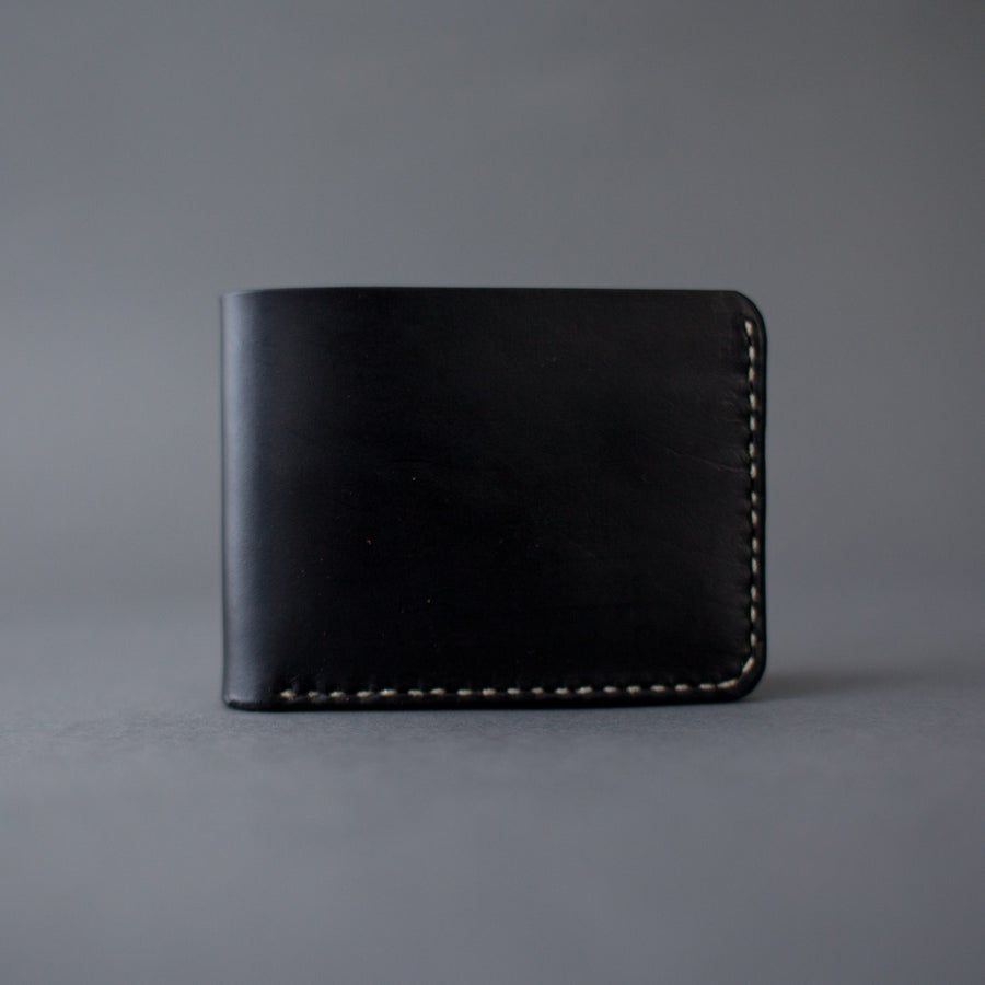 Image of Black Minimalist Wallet