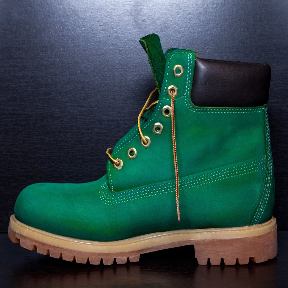 508b618543b1d Custom Green Timberland Boots Related Keywords & Suggestions ...