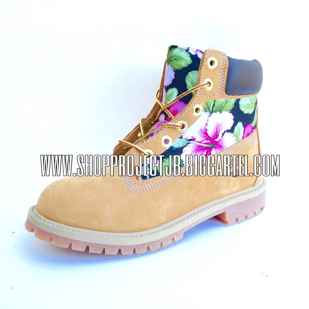Image of Floral Timberlands (WHEAT)