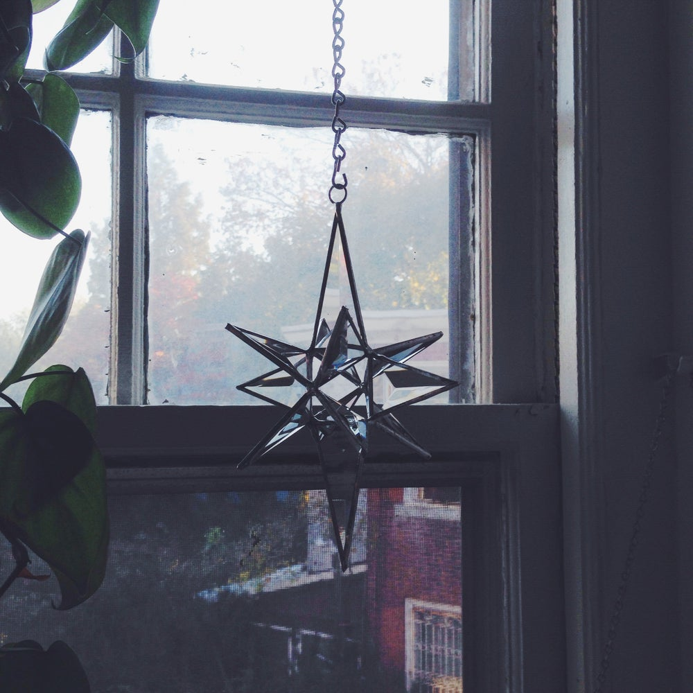 Image of Beveled Star Ornament