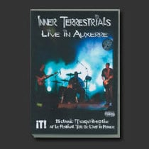 Image of Live In Auxerre DVD